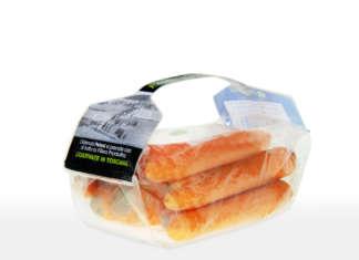 Sormabag flowpack è una pratica confezione in polipropilene, completamente riciclabile. Risponde a una reale urgenza di abbassare sia i costi produzione sia l'impatto ambientale