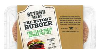 Negli store di Tesco i burger vegetali di Beyond Meat saranno a fianco della carne