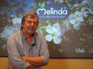 Franco Paoli, direttore degli stabilimenti produttivi del Consorzio Melinda