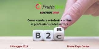 FruttaWeb è società leader in Italia dell'e-commerce per l'ortofrutta