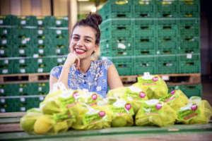 Marianna Palella, giovane ad di Citrus: l'azienda ha chiuso il 2018 con un +25%, con oltre sei milioni di fatturato