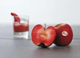 La polpa rossa di Red Moon la rende attrattiva per il mercato dei prodotti salutistici