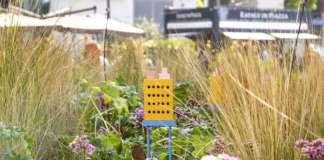Pratofiorito, il giardino temporaneo, oasi di biodiversità, realizzato nel cuore di Milano