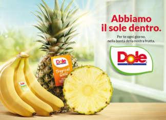 La campagna di Dole con look rinnovato del brand che punta su trasparenza, freschezza e responsabilità verso il consumatore