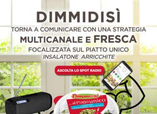 La campagna radiofonica e digitale della Linea Verde vedrà protagonisti Il Piatto Unico DimmidiSì e gli Estratti Freschi