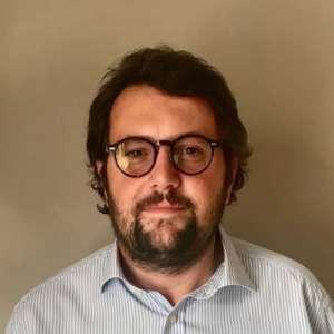 Enrico Pandian, uno dei due fondatori