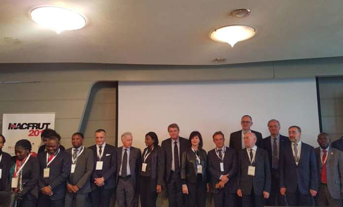 Nei tre giorni della Fiera Macfrut l'Africa sarà presente con un proprio padiglione, con 200 aziende provenienti da 14 Paesi