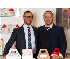 Marco Raspati e Paolo Rellini, i due fondatori di Regusto