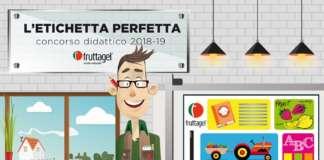 Il tema della quinta edizione del progetto educational proposto da Fruttagel è stato l'etichetta perfetta