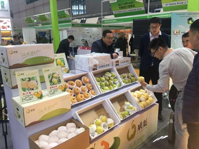 La terza edizione di Mac Fruit Attraction China si svolgerà dal 19 al 21 settembre al Cosmopolitan Exposition di Qingdao , in Cina