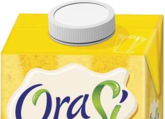 OroGiallo OraSì è senza lattosio, con circa l'85% di contenuto proteico