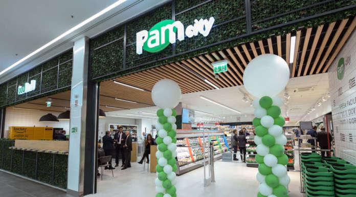 Il nuovo Pam City aperto nella zona est di Roma: l'obiettivo è estendere il format in altre città d'Italia