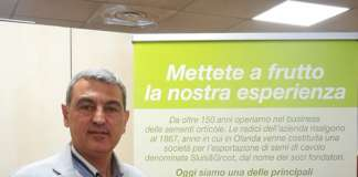 Stefano Carducci guiderà la neonata Vegetable Business Unit Syngenta Italia