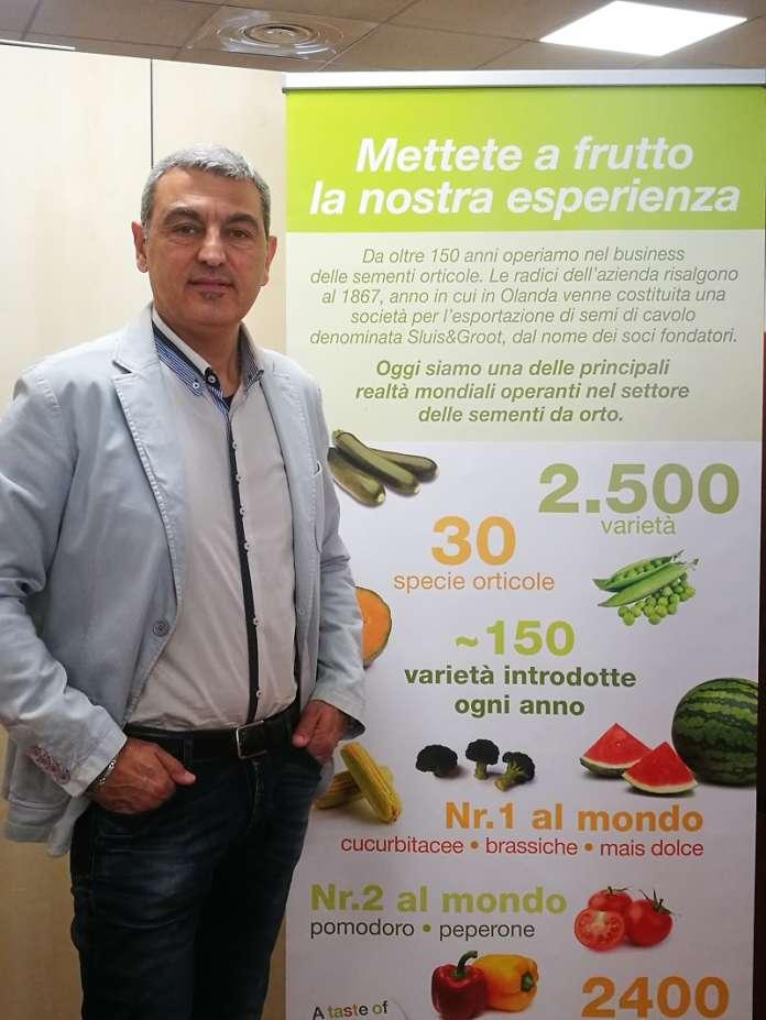 Stefano Carducci guiderà la neonata Vegetable Business Unit Syngenta Italia