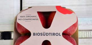 Il nuovo packaging sostenibile in cartone microonda da 4/6 mele lanciato dal Consorzio Vog