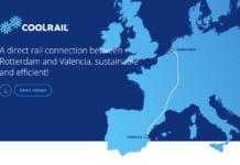CoolRail è un nuovo collegamento ferroviario diretto per i prodotti freschi: la tratta è Valencia Rotterdam, dalla Spagna all'Olanda