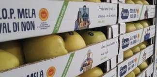 Grazie alla tecnologia Ghelfi Ondulati, su milioni di confezioni delle mele Melinda verranno stampati volti e storie dei soci