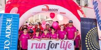 Red Moon ha partecipato come main sponsor alla terza edizione di Run for life Südtirol, una corsa non competitiva