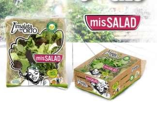 Missalad è il nuovo marchio registrato dall'Insalata dell'Orto, azienda veneziana specializzata nella quarta gamma e leader per i fiori edibili