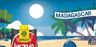 """La nuova campagna estiva di comunicazione """"Fai il Bravo"""" di Rauch Italia per promuovere i succhi di frutta Bravo"""