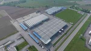 Il nuovo stabilimento di MaterMacc, a San Vito al Tagliamento
