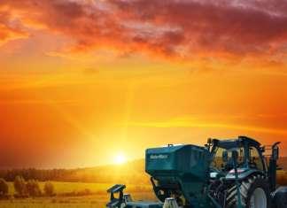 Il cambio di colore in verde sarà inaugurato sulla gamma di seminatrici da cereali MaterMacc