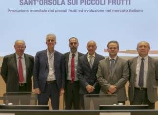 Il Convegno nazionale piccoli frutti organizzato da Sant'Orsola verrà replicato annualmente, come ha ricordato il presidente