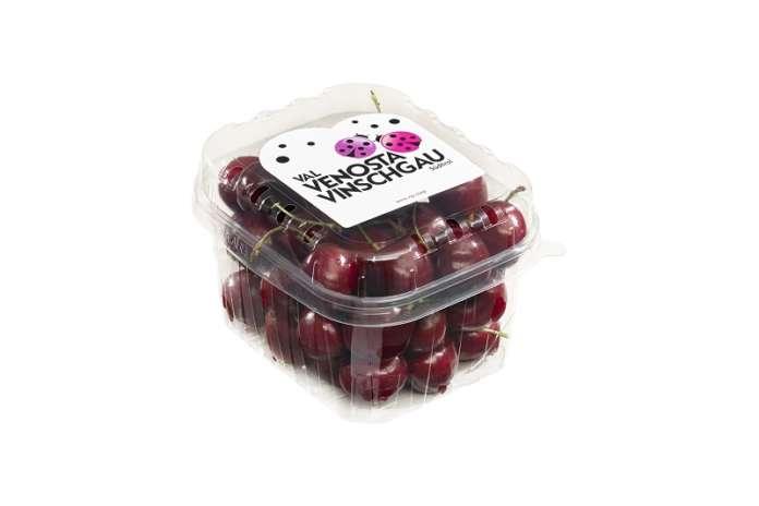 Regina e Kordia sono le due varietà delle ciliegie di montagna Val Venosta