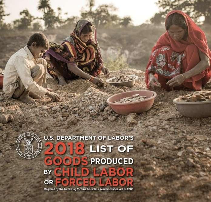 Secondo i dati dell'Unicef, lo sfruttamento del lavoro minorile, a livello globale, colpisce quasi 1 bambino su 10