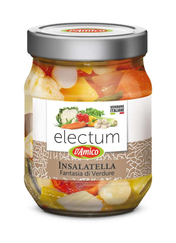 Electum è il nuovo brand di D'Amico dedicato ai prodotti Premium per le conserve