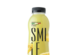 La linea Smile degli estratti Insal'arte di Ortoromi si arricchisce di due nuovi gusti, ananas e pera