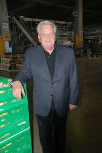 Il presidente di PatFrut Roberto Cera