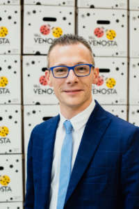 Fabio Zanesco, direttore commerciale del Consorzio VI.P