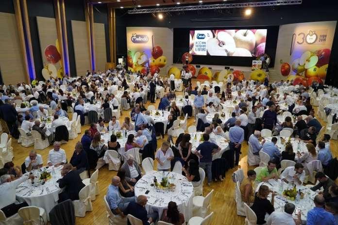 La convention al'Auditorium della Cocea di Taio (Tn) per i 30 anni del brand Melinda