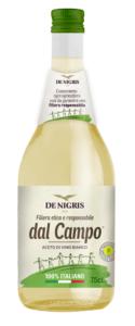 L'aceto di vino bianco dal Campo De Nigris 1889 sarà sul mercato da metà ottobre
