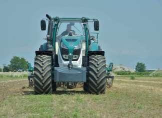 La serie 7000 di Arbos: grazie al motore Stage V FPT 6 cilindri con overpower fino a 280 CV, sfrutta una trasmissione che garantisce efficienza e flessibilità in ogni applicazione