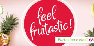 Il contest Feel Fruitastic riprende il claim lanciato di recente da Dole. Che punta a veicolare un messaggio di energia e e benessere