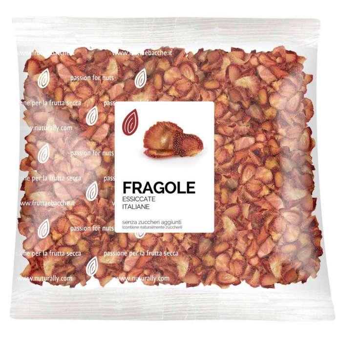 Frutta e BAcche Fragole_Essiccate_Italiane