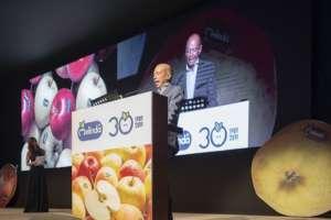 L'intervento del presidente del Consorzio Michele Odorizzi