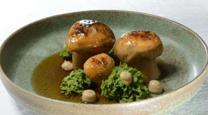 Porcino: il menu cambia ogni due mesi per rispettare al massimo la stagionalità di frutta e verdura