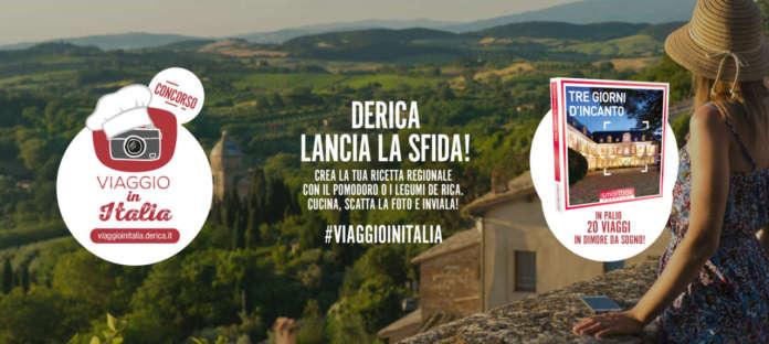 Con il concorso Viaggio in Italia di De Rica si vincono 20 week-end da 2 notti in castelli o raffinate dimore