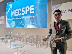 Carlo Depu, amministratore delegato di Demur, system integrator di robot specializzato in progettazione elettronica, meccanica e informatica