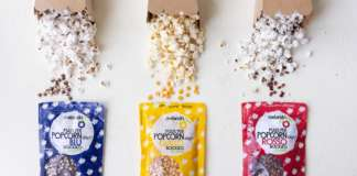 I nuovi mais colorati a marchio MelandriPOP prodotti da Melandri Gaudenzio