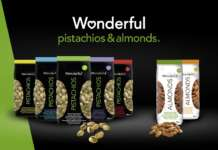 I pistacchi e le mandorle Pistachios and Almonds, prodotti da Wonderful, promettono la migliore esperienza gustativa possibile