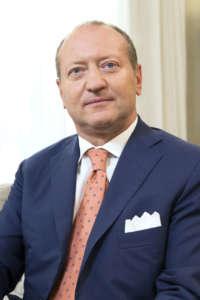 Cesare Ferrero, attuale presidente di Sogemi