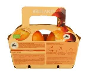 Il packaging riciclabile che racconta il Caco Rojo Brillante