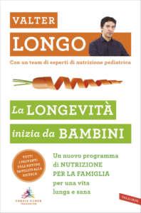Il nuovo libro di Valter Longo, biochimico, invita a un maggior consumo di vegetali e legumi