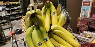 Le banane Solidal Nova Coop