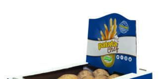La Patata Chef Ruggiero garantisce una frittura asciutta, assorbendo poco olio