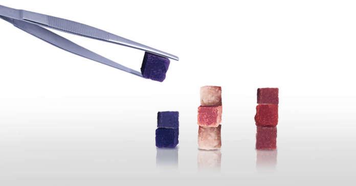 Make It Fresco utilizza un processo innovativo che trasforma la frutta surgelata in polpa e poi in cubetti